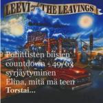 Levi and the leavings Torstai… 40 seuraavaa hittiä levyn kansi.